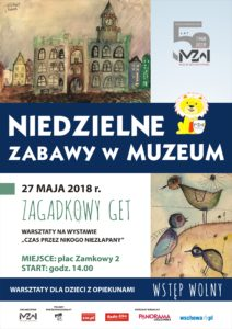 Niedzielne Zabawy w Muzeum