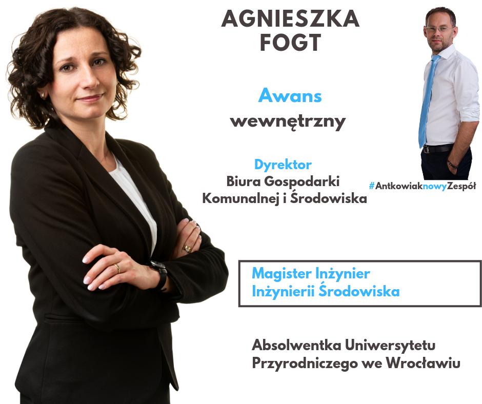 Agnieszka Fogt