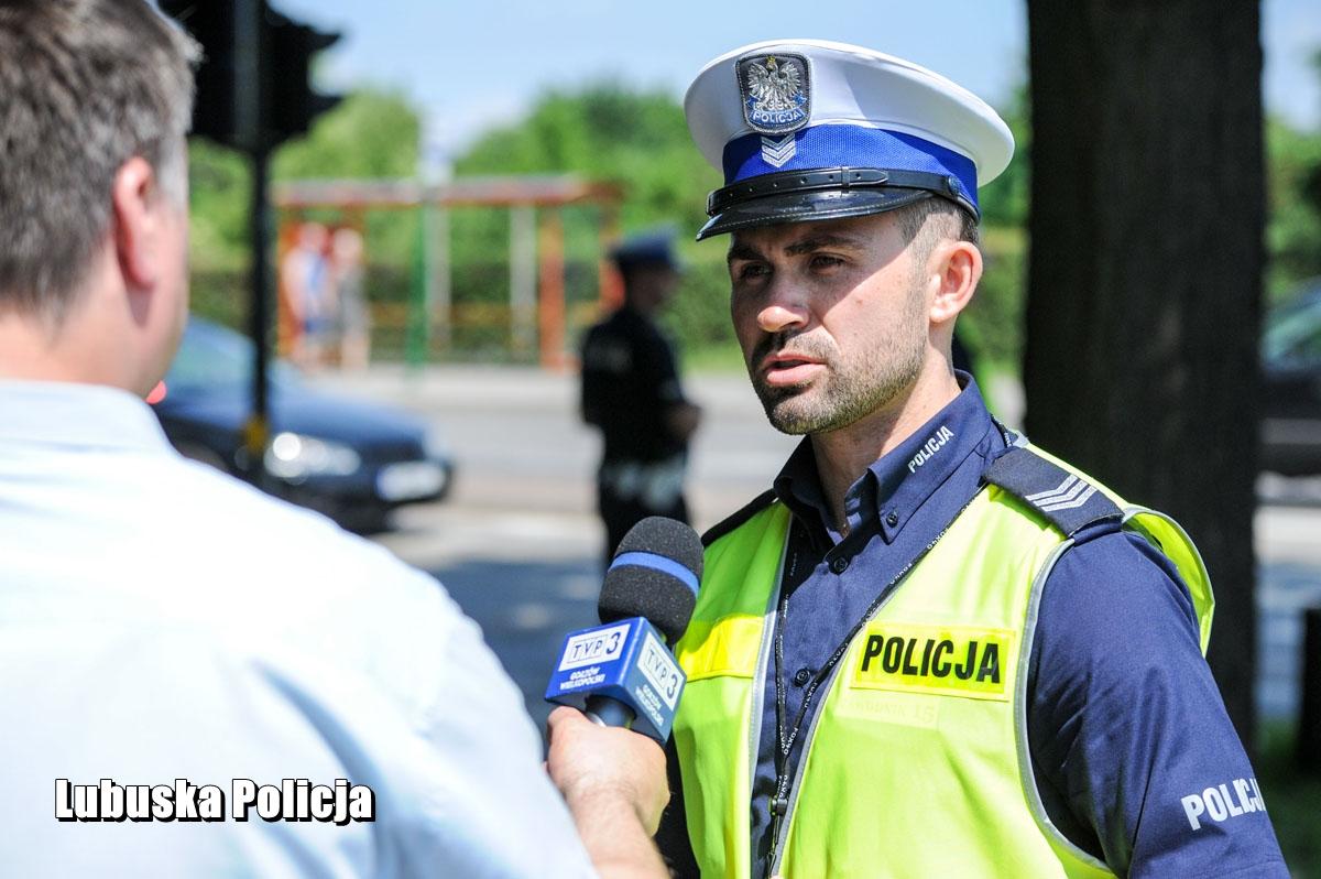 Lubuscy policjanci