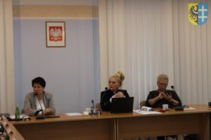 sesja Rady Powiatu Wschowskiego