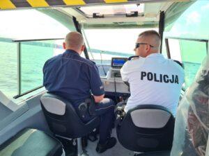 POLICYJNI WODNIACY